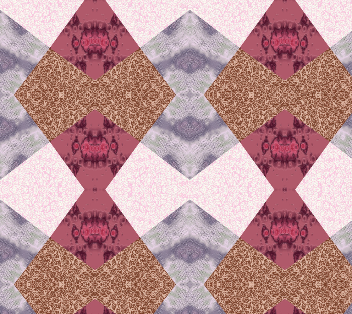 Patched in Pink Patterns thumbnail #1
