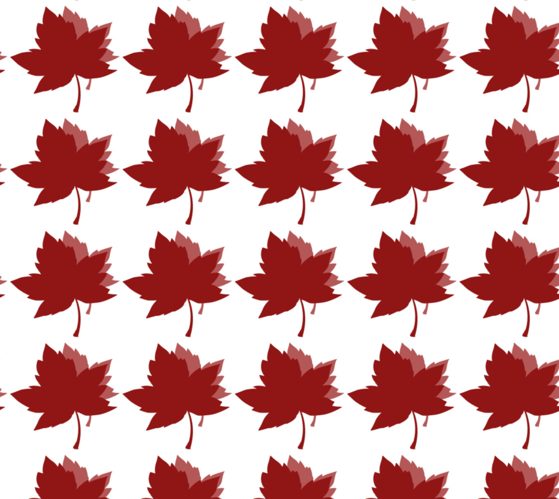 Red Maple Leaves thumbnail #1