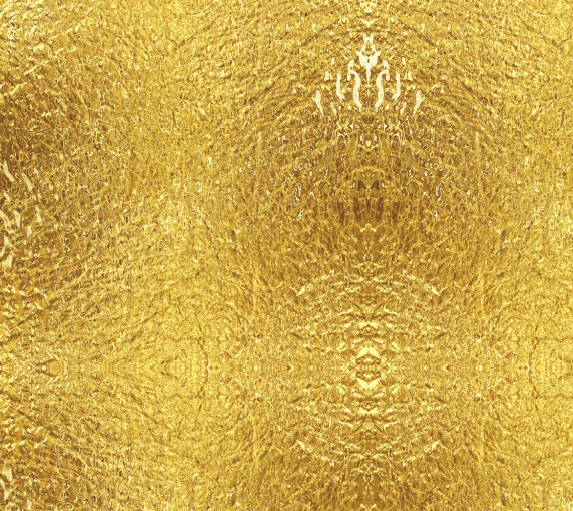 Gold Foil Miniature #1