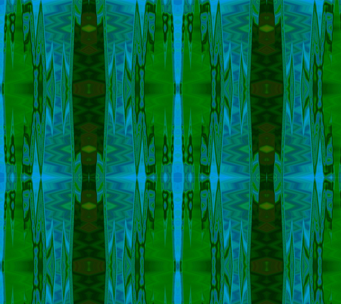 Abstract in Green thumbnail #1