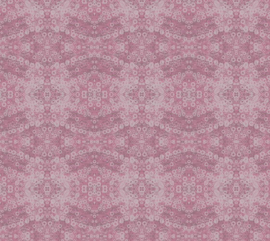 Pink Abstract Circles thumbnail #1
