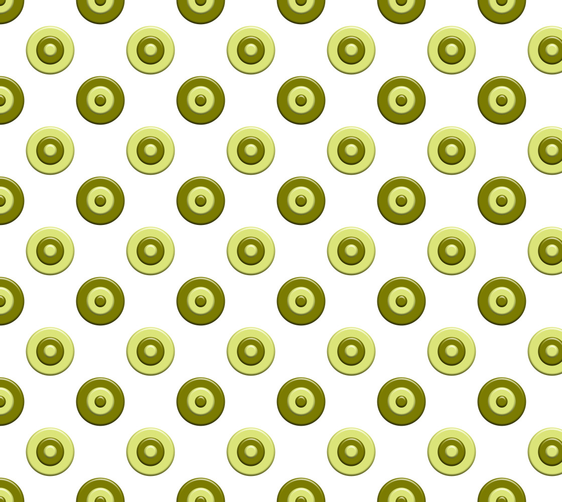 Polka dots seamless pattern. Miniature #1