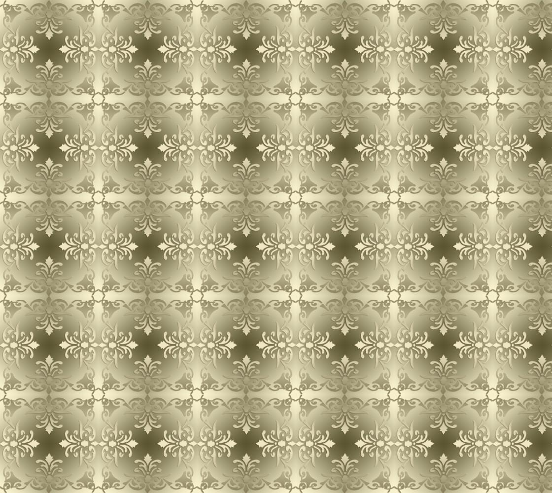 Baroque style seamless pattern Miniature #1