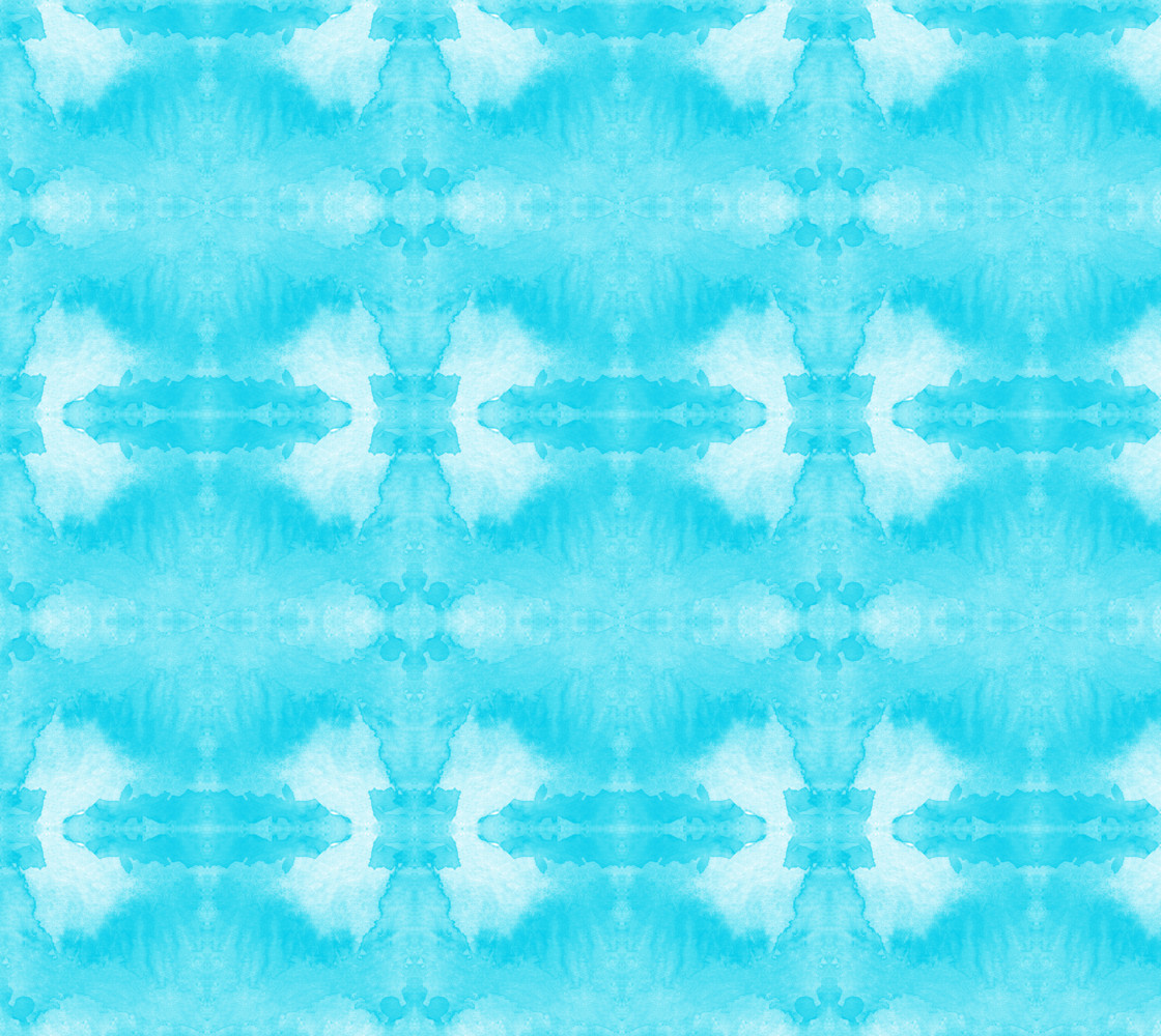 watercolor seamless pattern. thumbnail #1