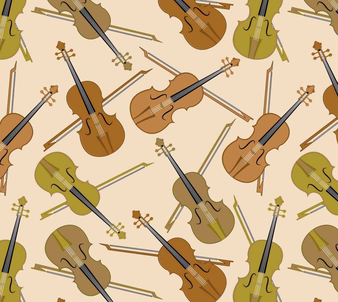 Violins Miniature #1