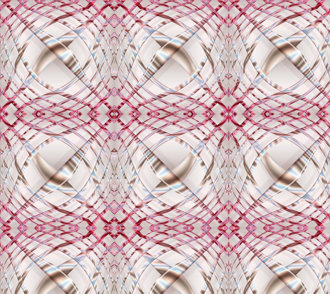 Abstract pink dynamic pattern. thumbnail #1