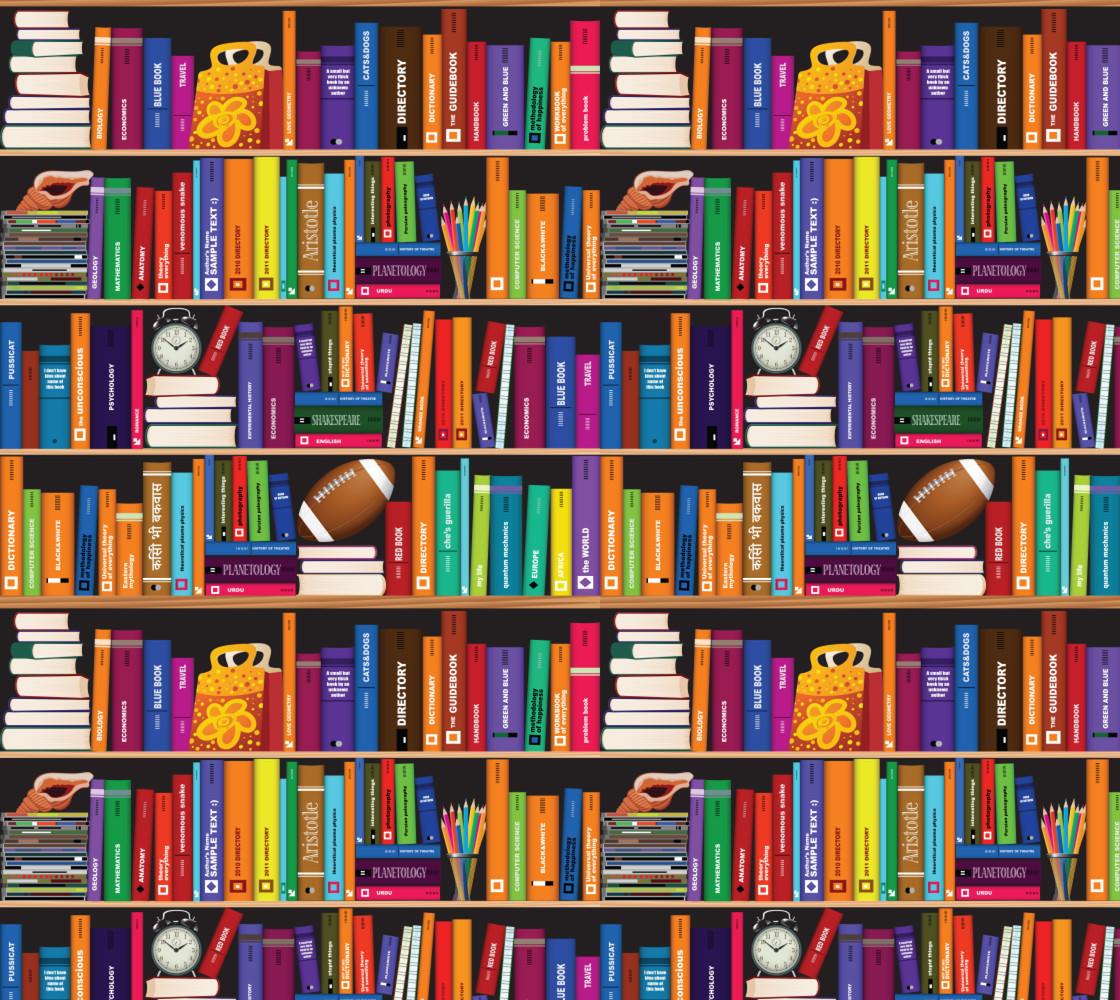Bookshelf Miniature #1