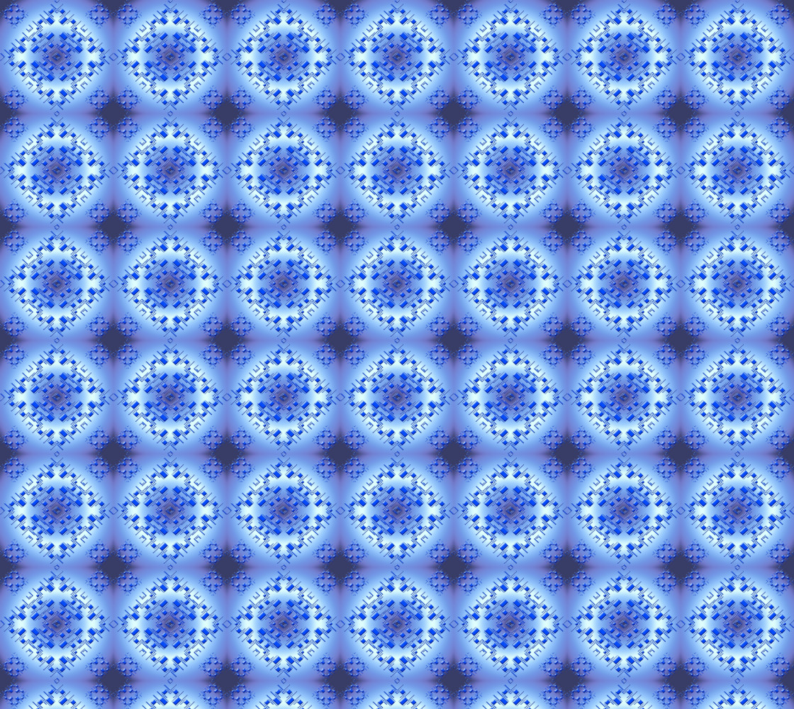 ethnic african tribal seamless pattern Miniature #1