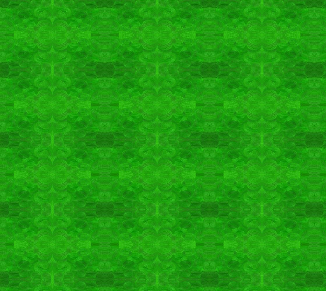 abstract handdrawn green texture. thumbnail #1