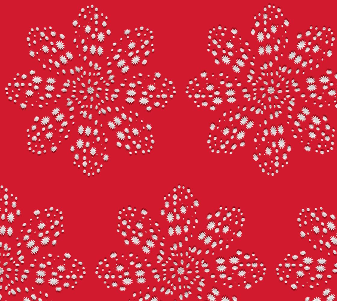 christmas holiday motif. thumbnail #1
