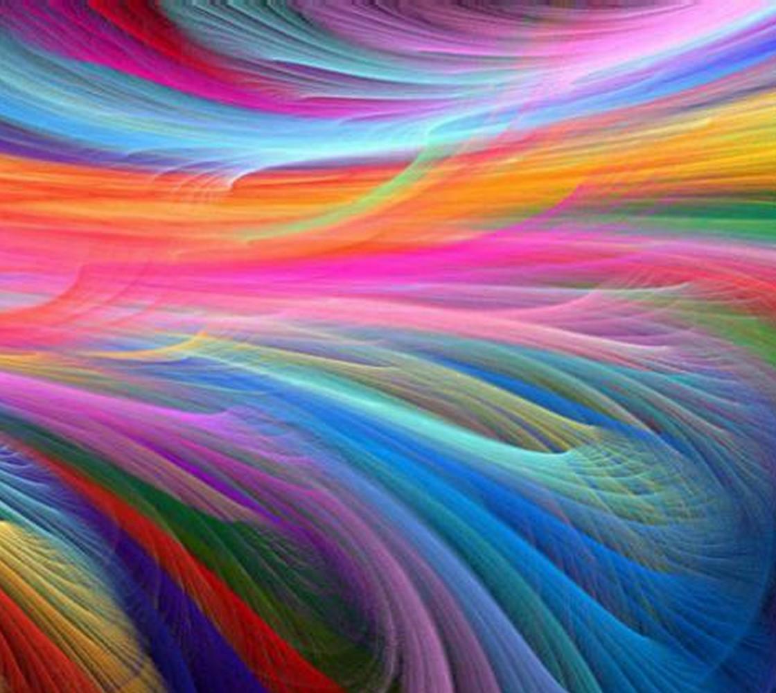 rainbow feather thumbnail #1