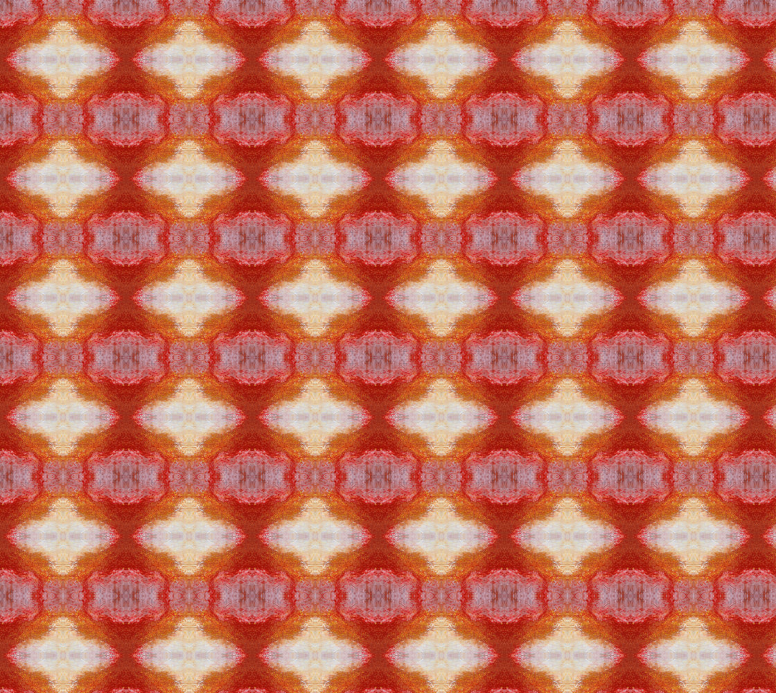 Fire & Ice Fabric thumbnail #1