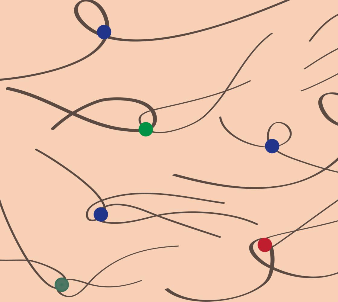 Mid-Century Modern Beads thumbnail #1