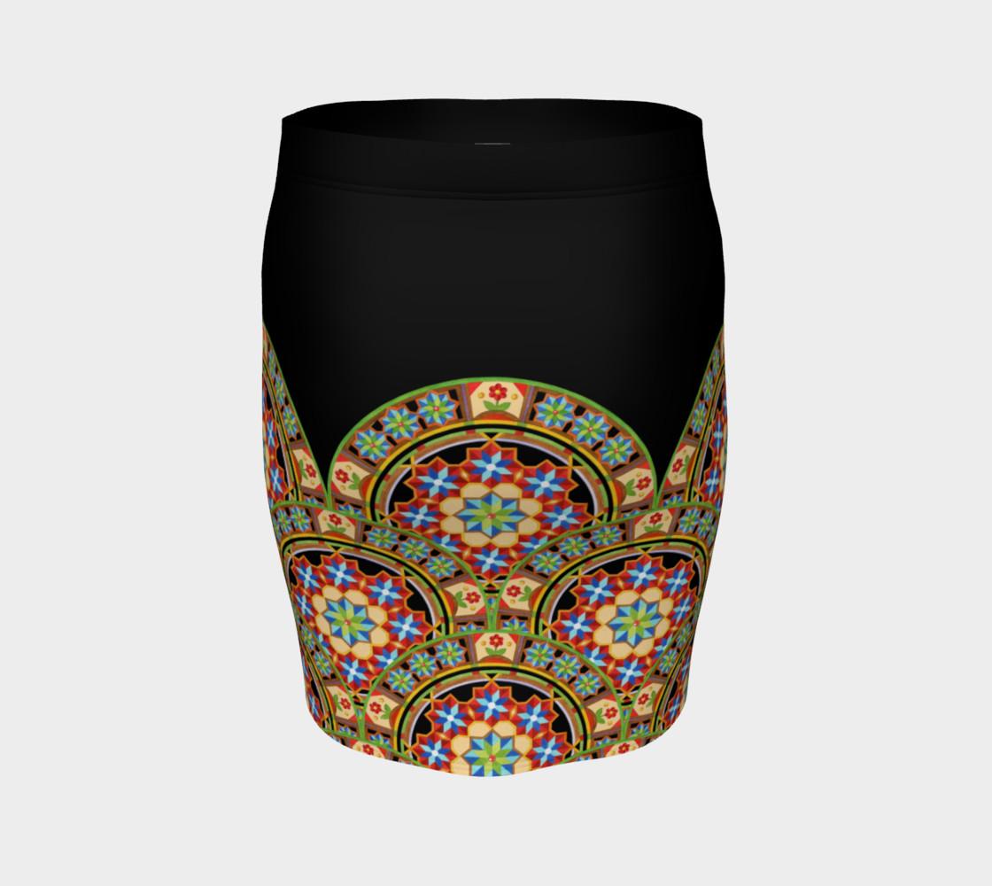Manchester Mandala placement design preview #4
