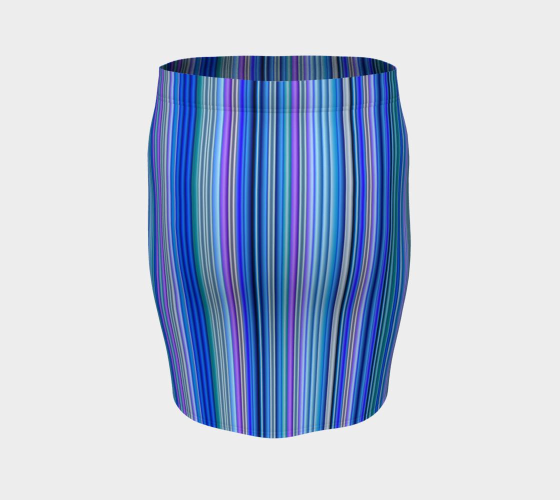 Vibrant vertical stripes preview #4