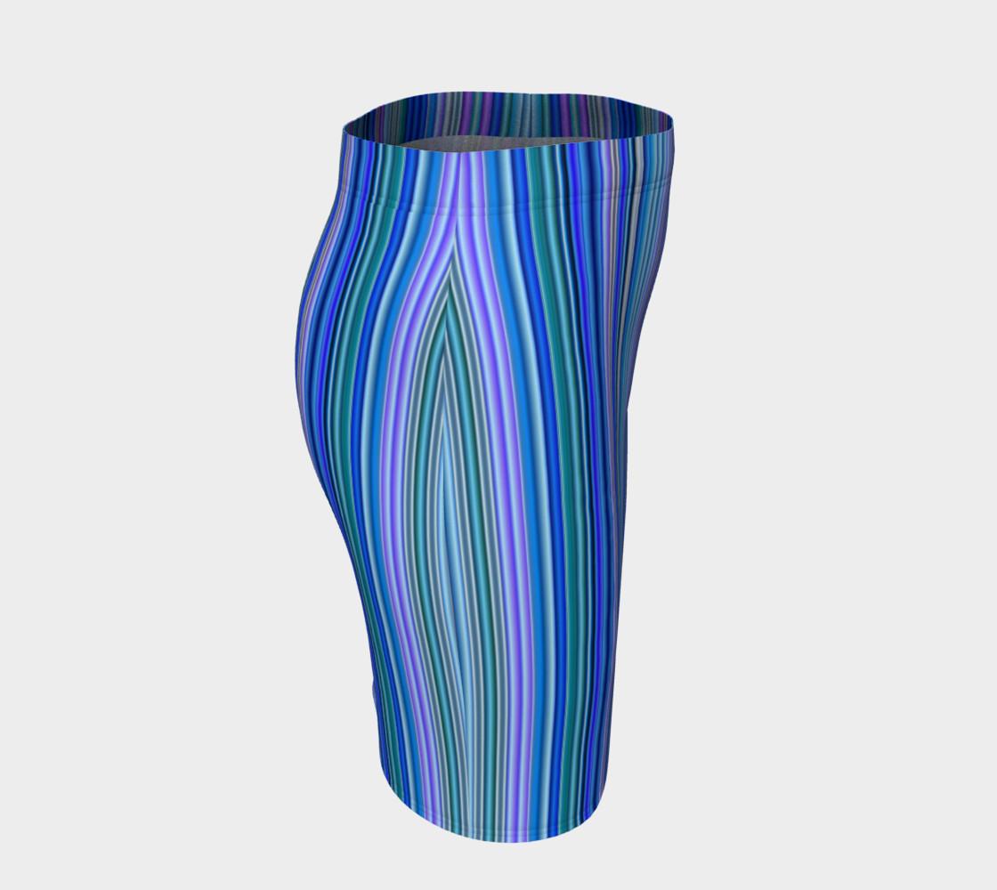 Vibrant vertical stripes preview #3
