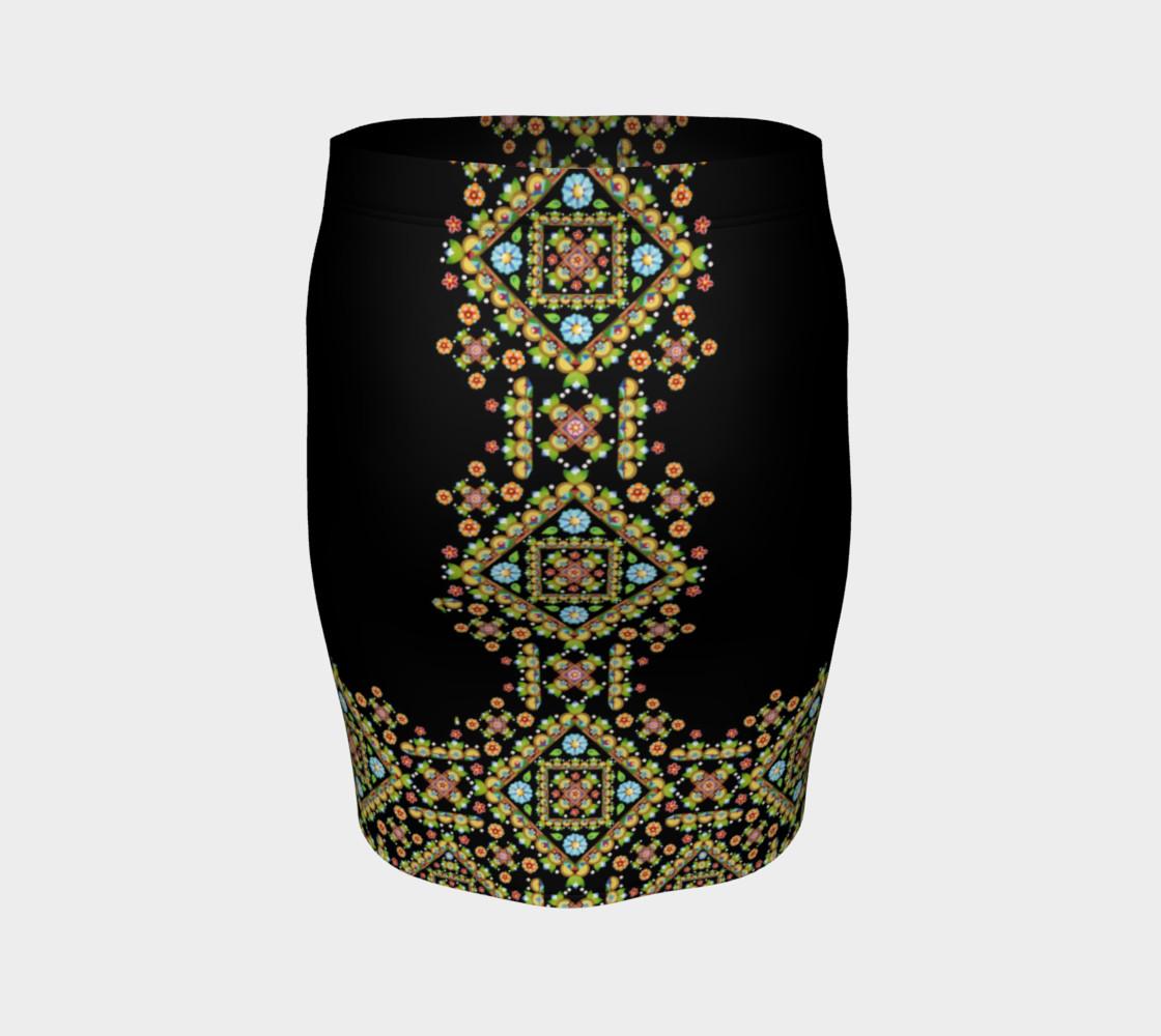 Aperçu de Cottage Garden Fitted Skirt #4