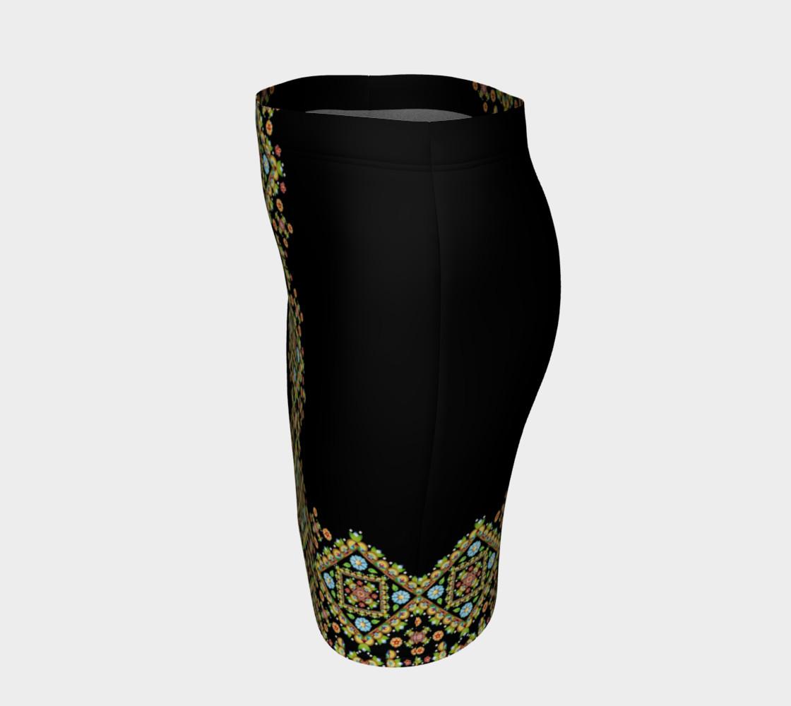 Aperçu de Cottage Garden Fitted Skirt #2