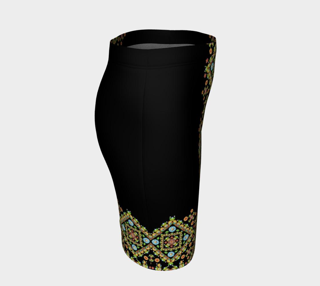 Aperçu de Cottage Garden Fitted Skirt #3