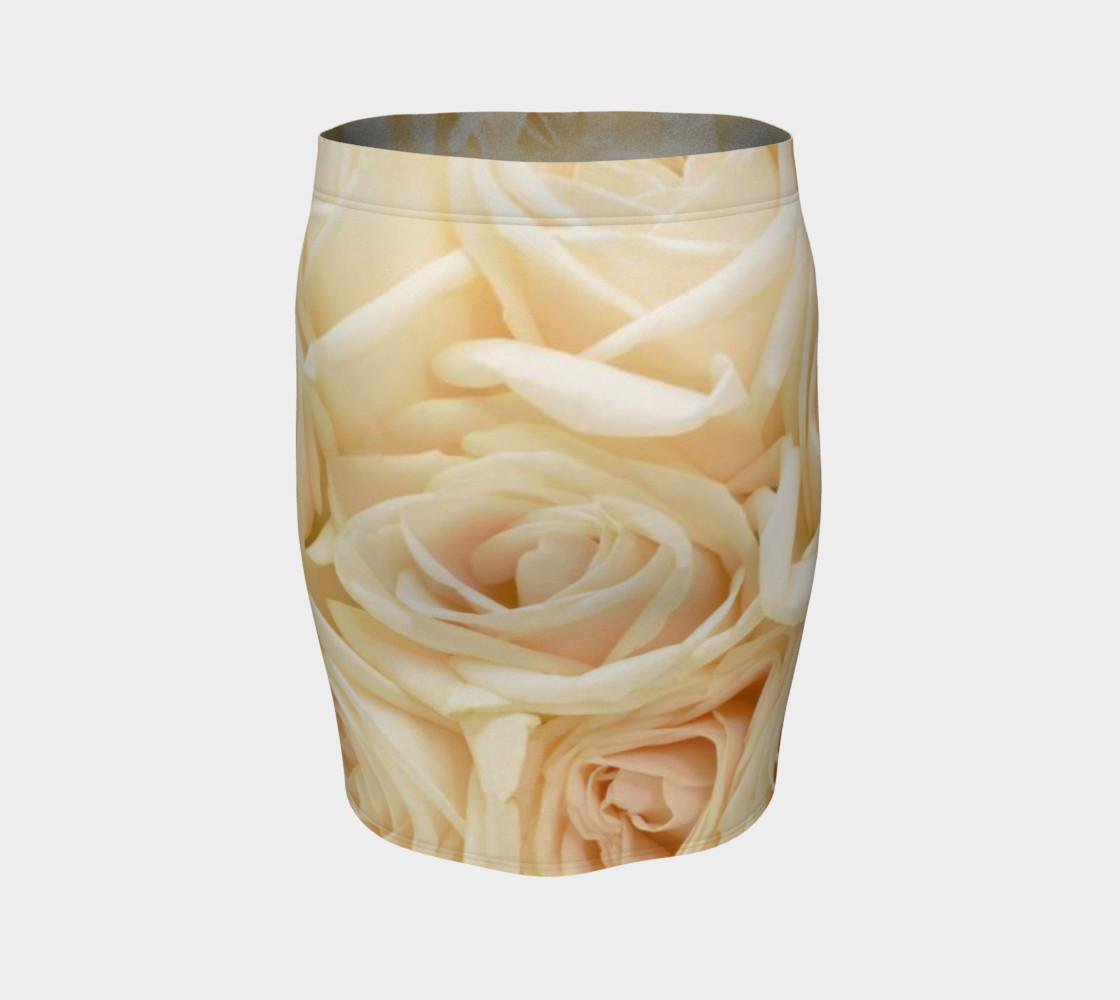 Cream Roses preview #4