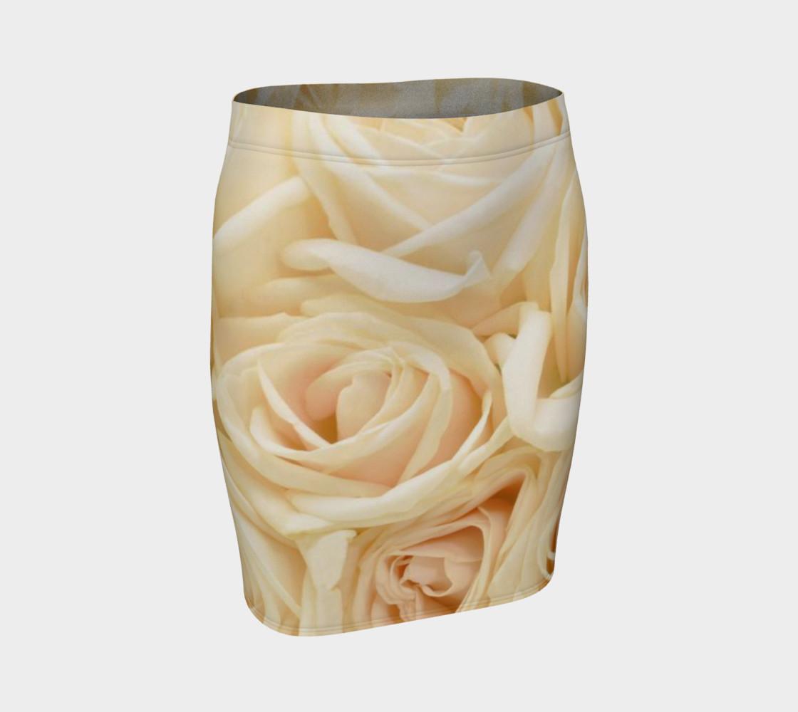Cream Roses preview #1