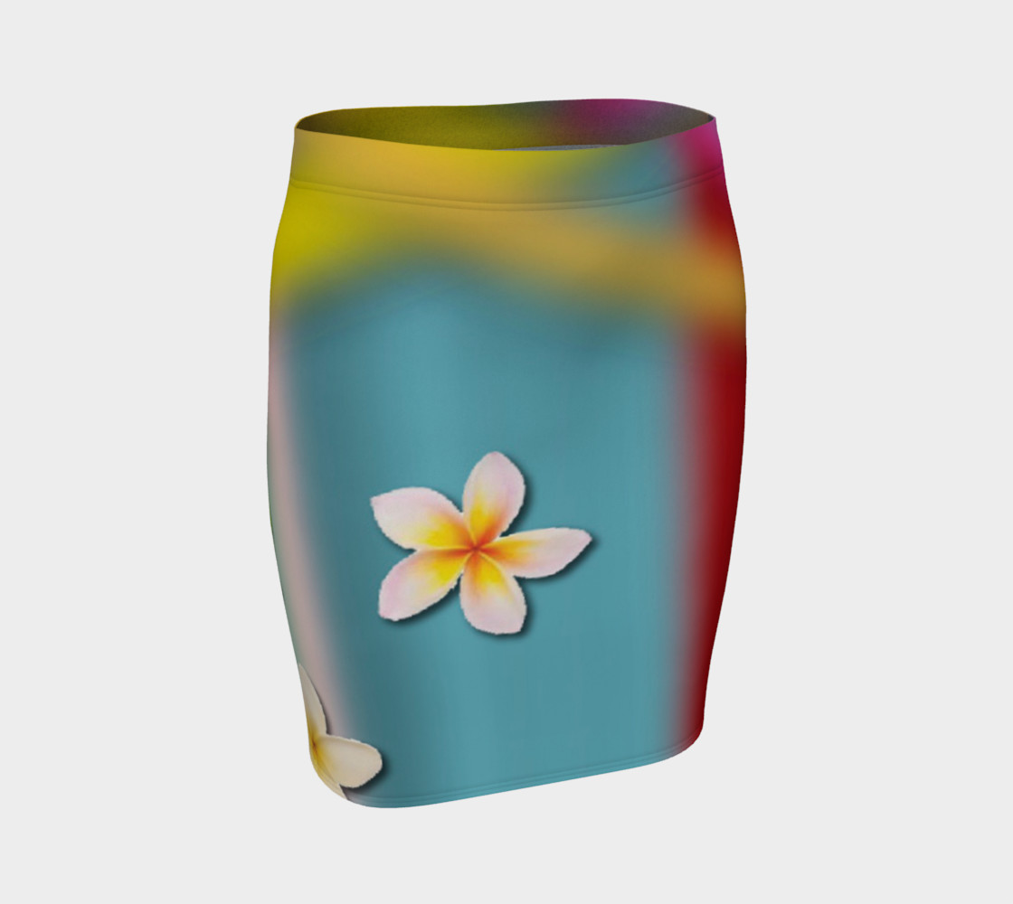 BLEND 3D Fitted Skirt  103-11 preview #1