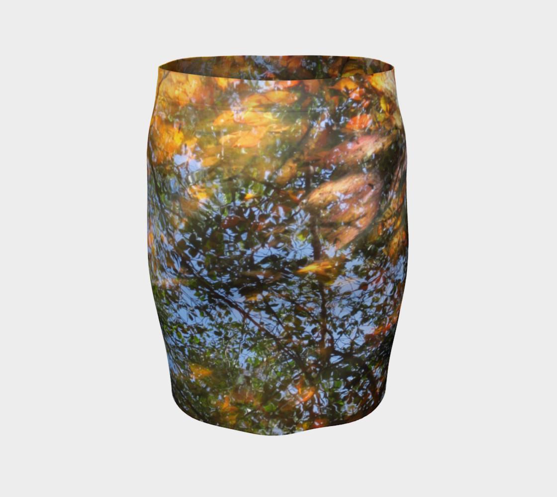 Aqueous Reflections Skirt 1 preview #4