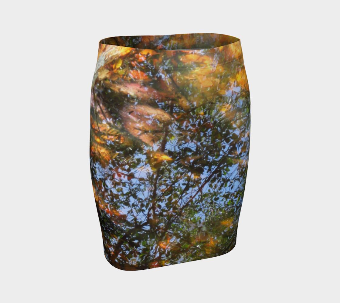 Aqueous Reflections Skirt 1 preview #1