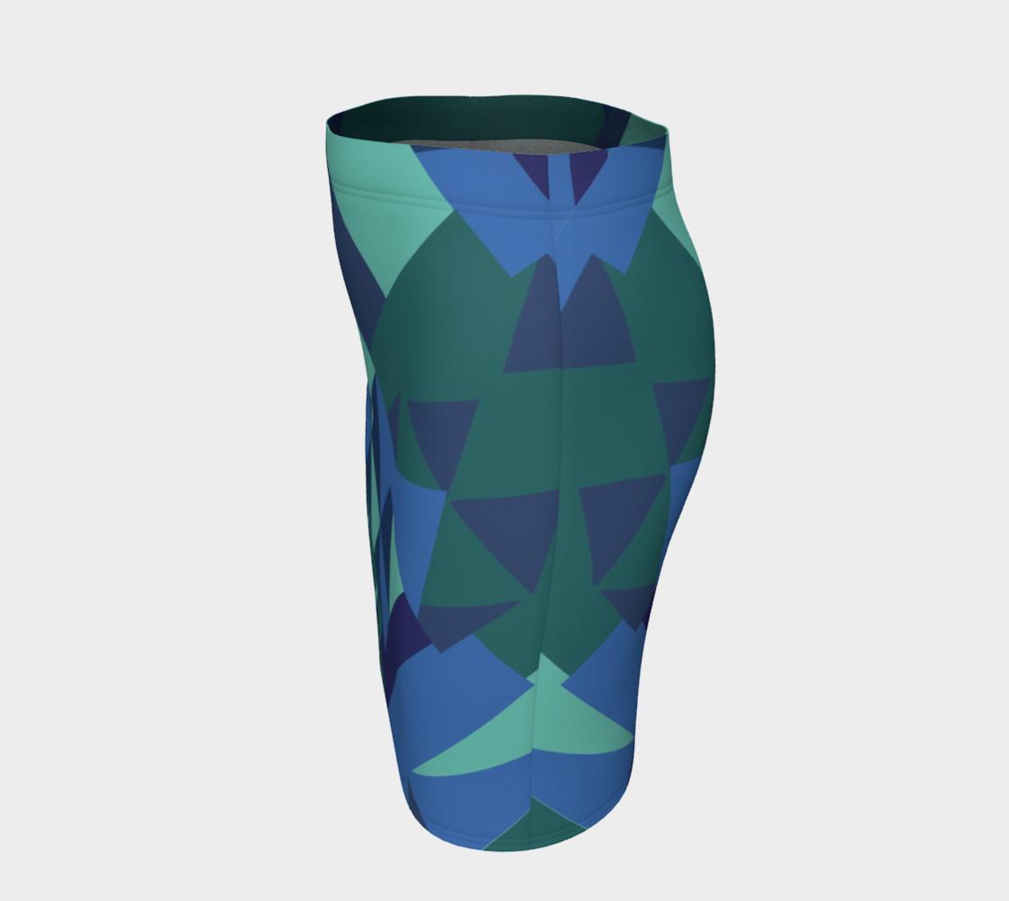 Erie Aqua Skirt preview #2