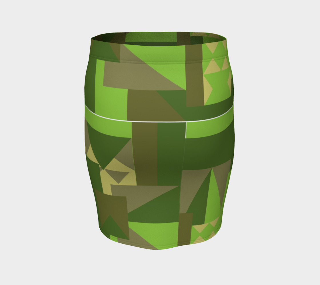 Green Scene Skirt preview #4