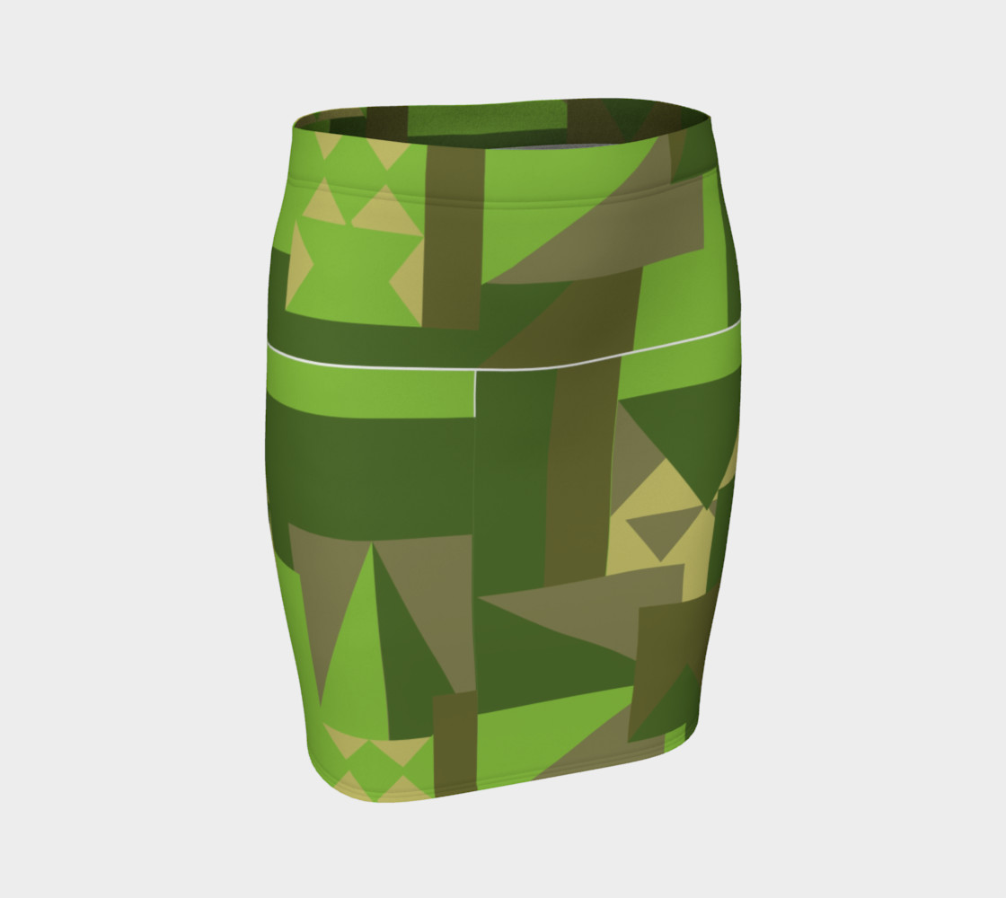 Green Scene Skirt preview #1