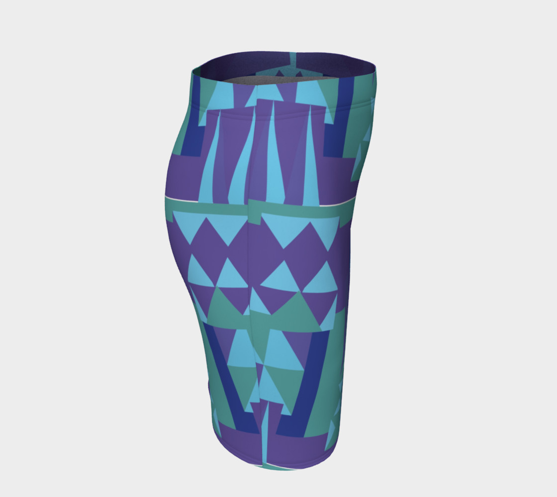 Erie Blue Skirt preview #3