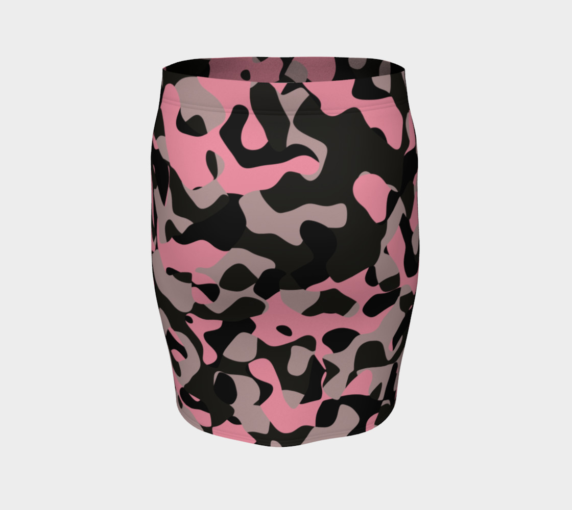 Pink and black Camo preview #4