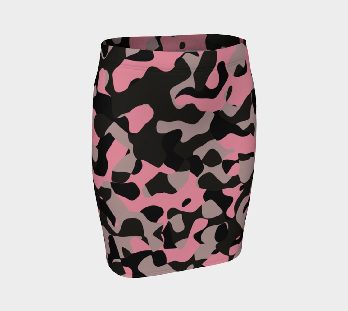 Pink and black Camo preview #1