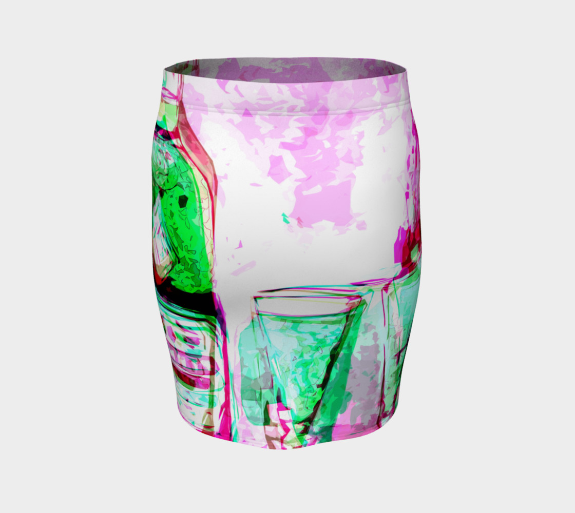 Abstract Absinthe & Pink preview #4