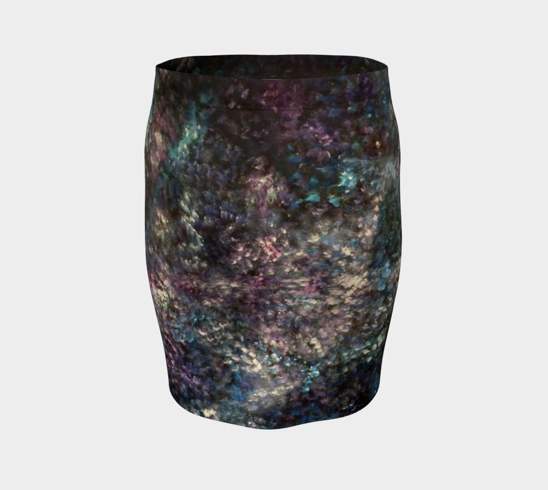 TeTe Fitted Skirt preview #4