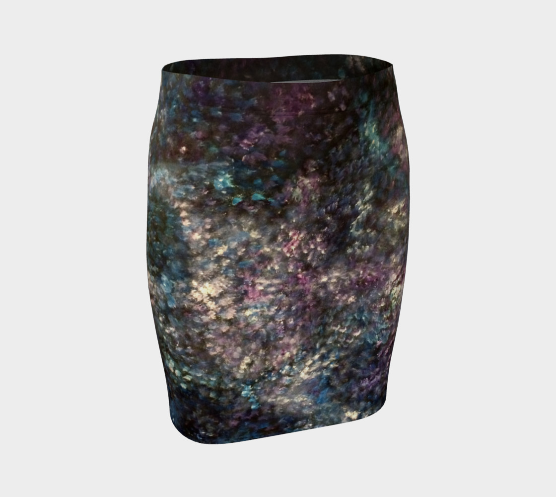 TeTe Fitted Skirt preview #1