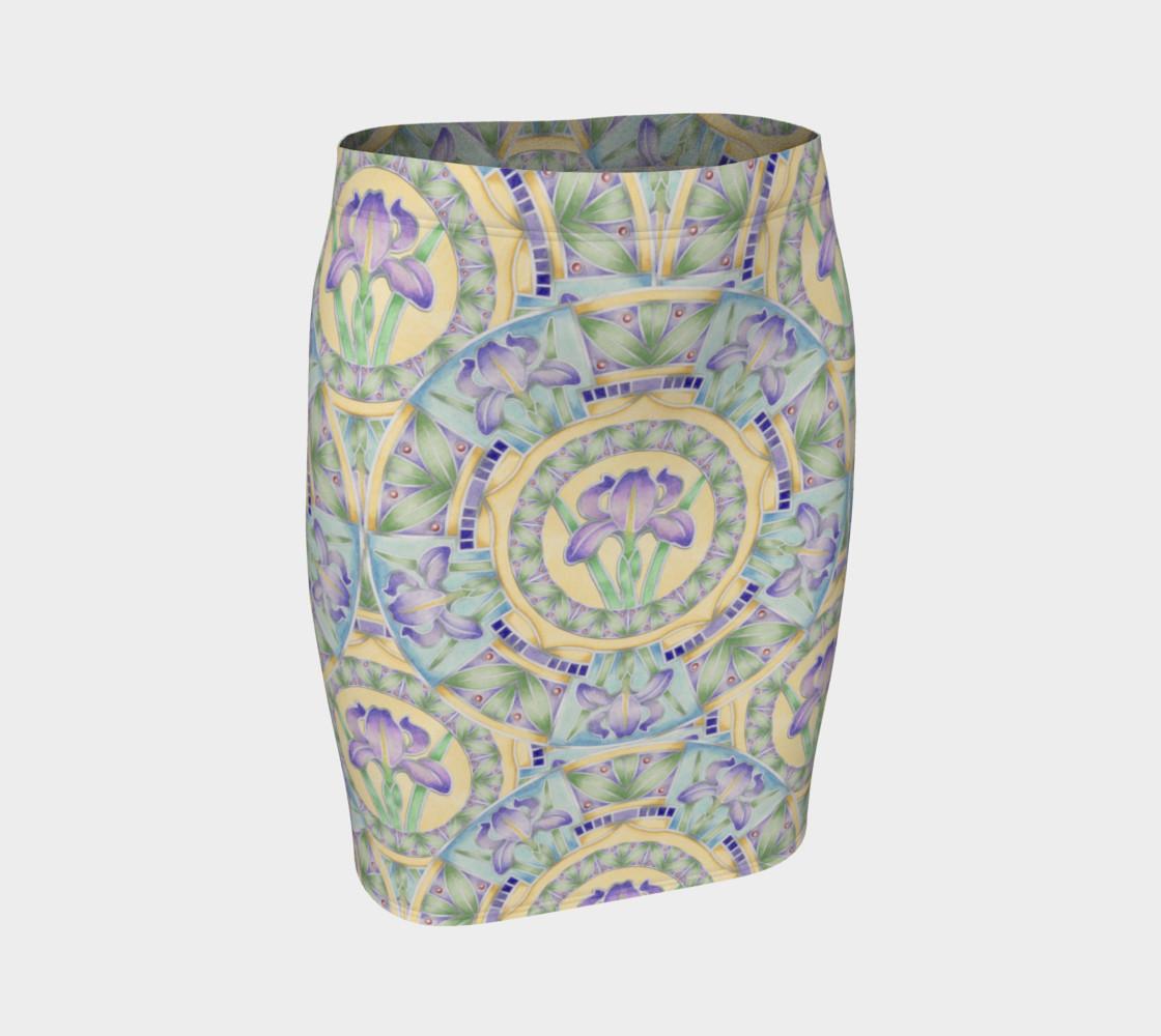 Aperçu de Iris Nouveau Skirt #1