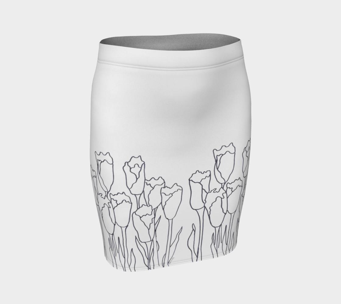 Aperçu de Tulip Outlines #1