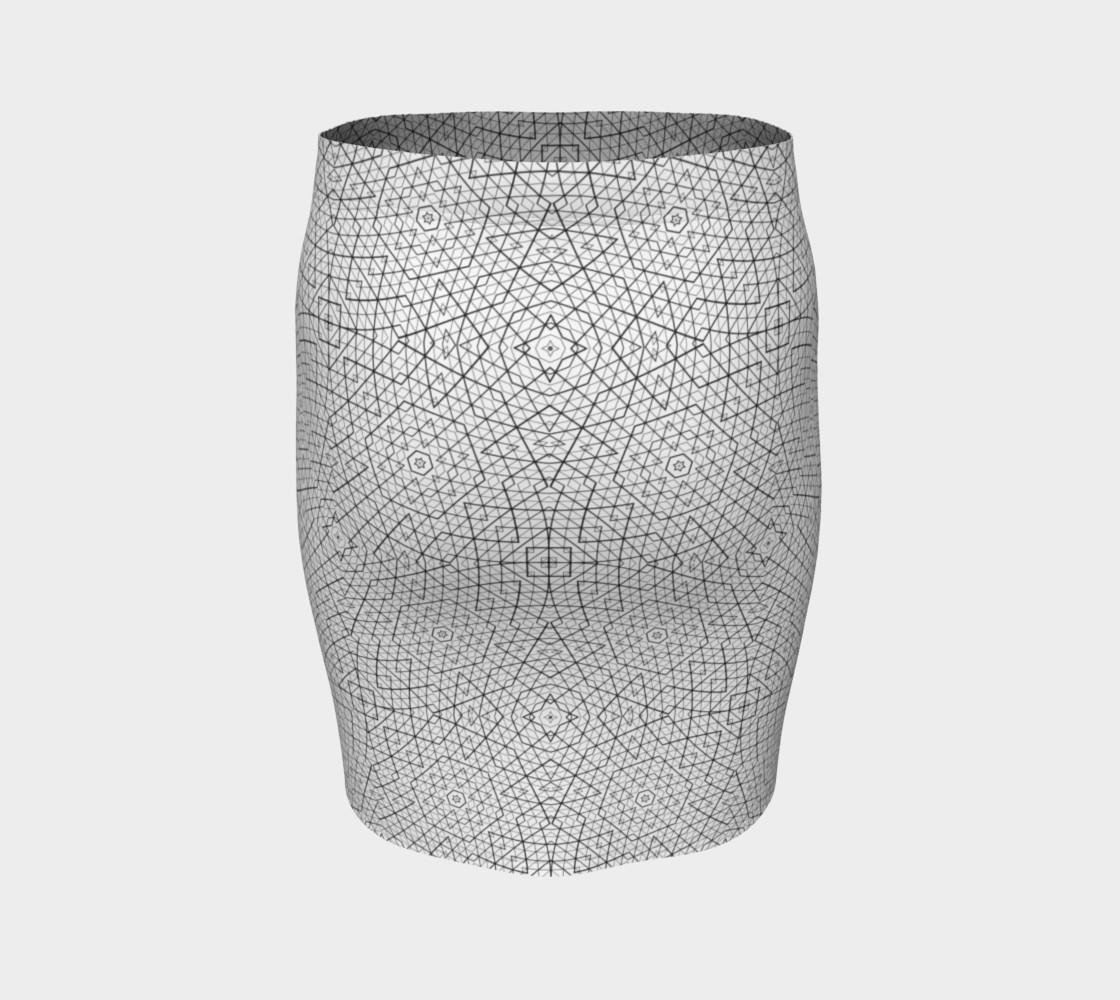 Aperçu de Geometric net pattern #4