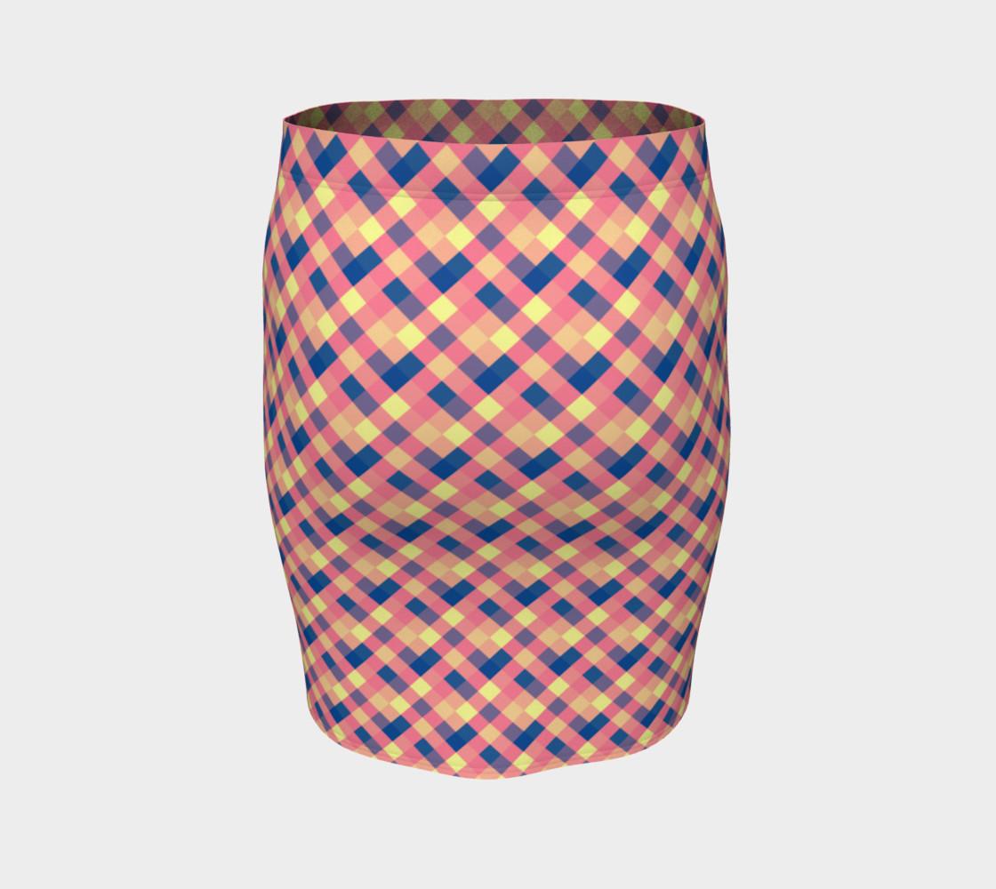 Aperçu de Colored pixels pattern #4