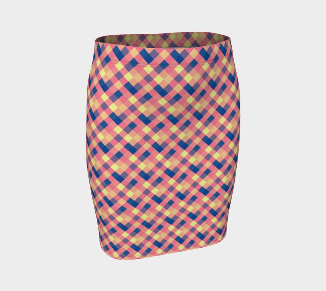 Aperçu de Colored pixels pattern #1