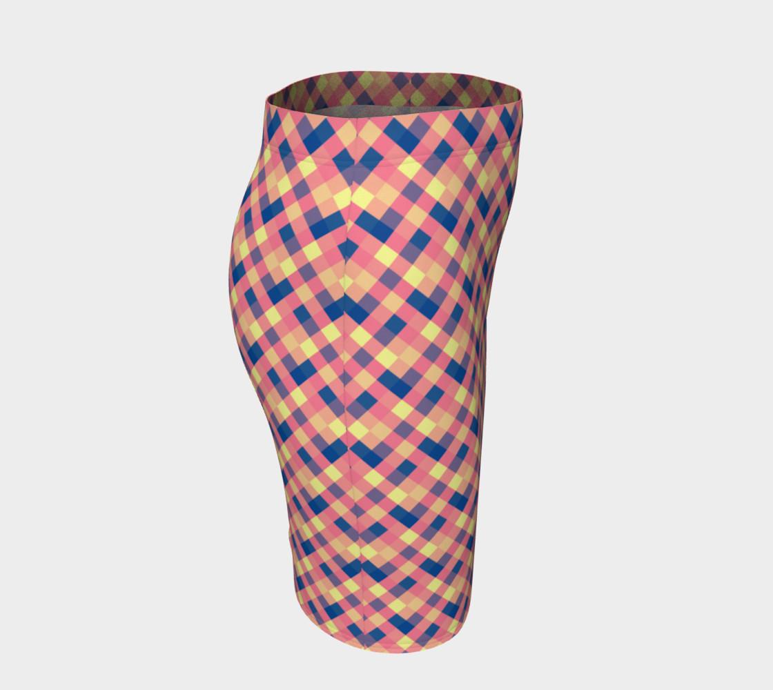 Aperçu de Colored pixels pattern #3