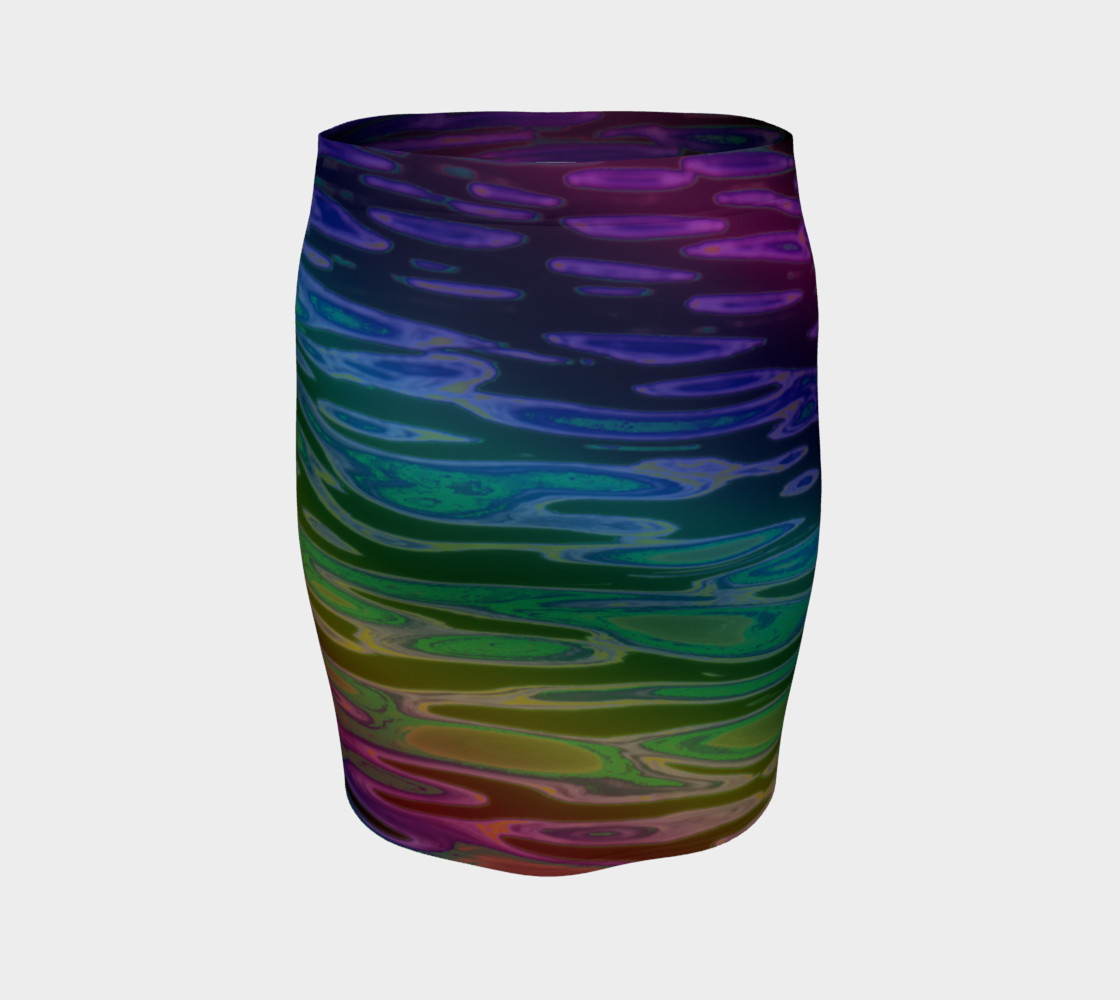 ColorWave Skirt preview #4