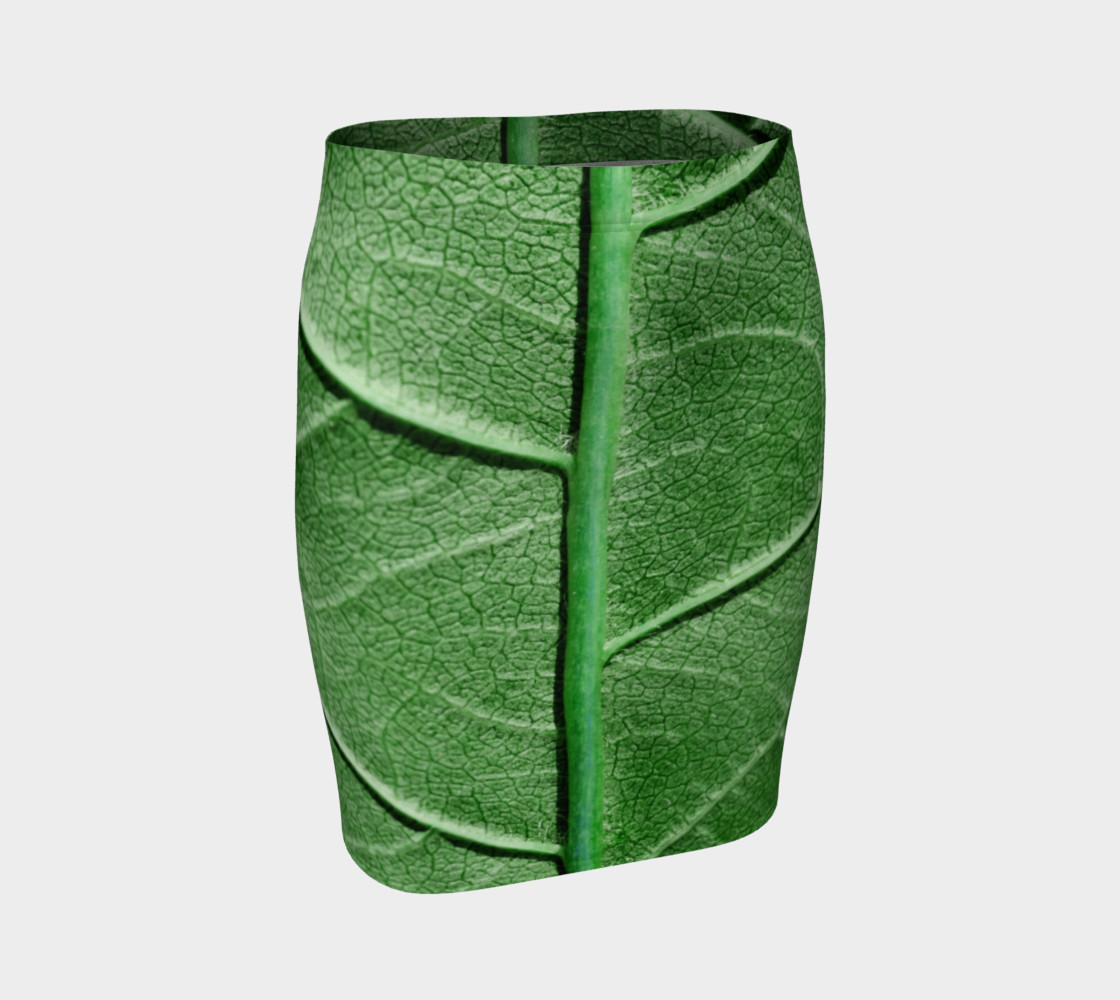 Veined Green Leaf preview #1