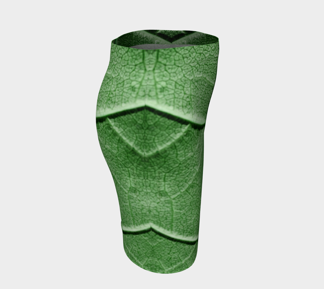 Veined Green Leaf preview #3