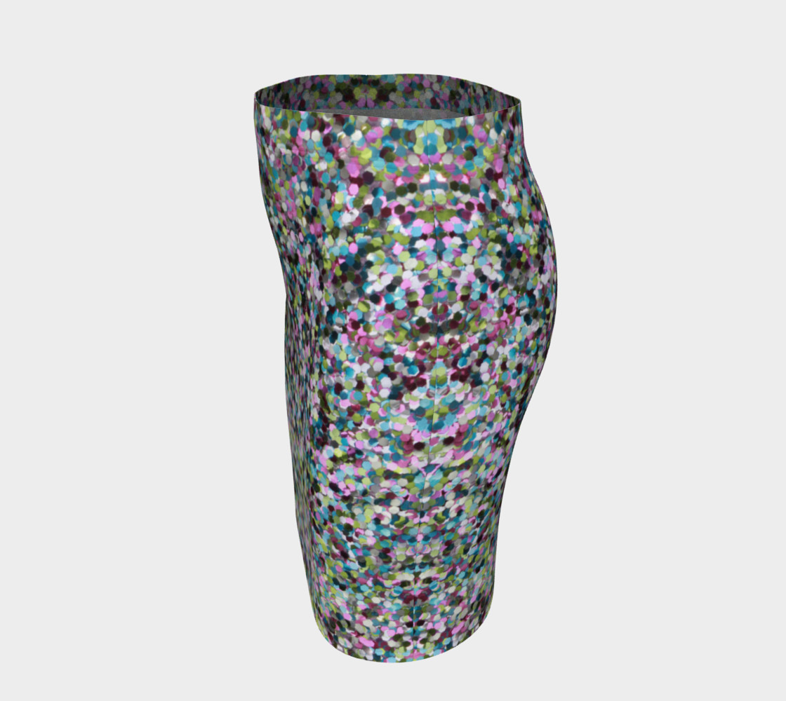 Fitted Skirt Glitters preview #2
