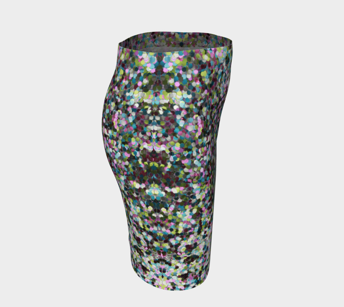 Fitted Skirt Glitters preview #3