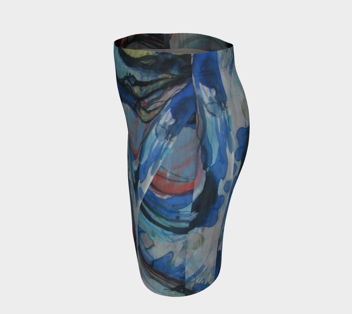 Aperçu de Flying Ocean Bomb Skirt #2