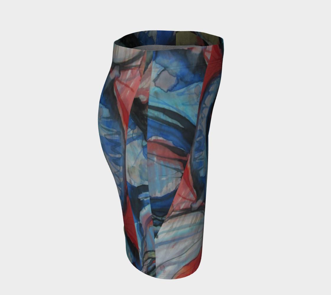 Aperçu de Flying Ocean Bomb Skirt #3